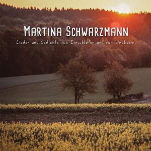"""Martina Schwarzmann, """"Lieder und Gedichte zum Einschlafen und vom Wachsein"""", suedpolmusic, 14,99 Euro"""