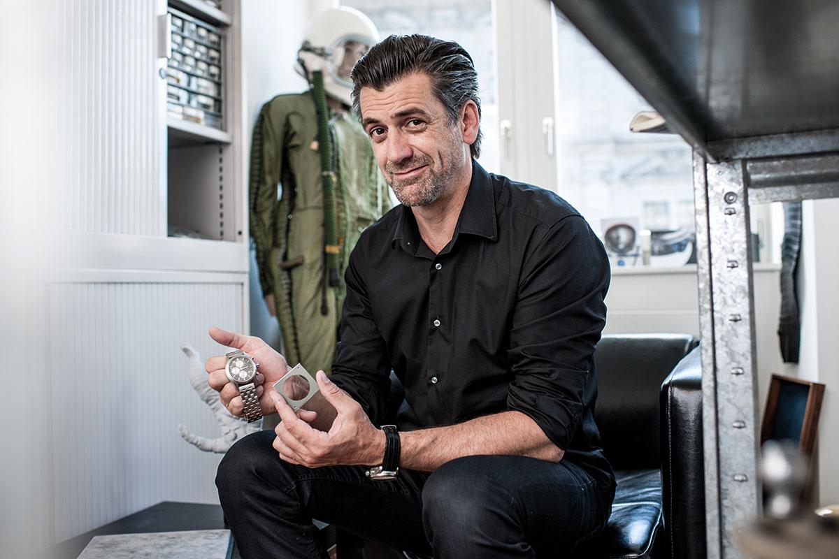 Patrick Hohmann von Werenbach Uhren