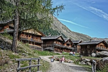 Osttirol mit einem Ass: der Herz-Ass-Villgraten-Höhenwanderweg
