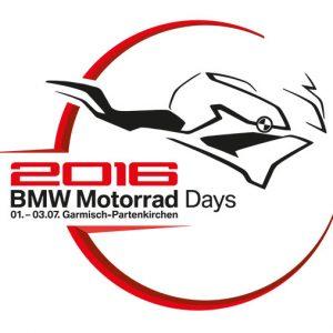 BMW Motorrad Days 2016 in Garmisch-Partenkirchen