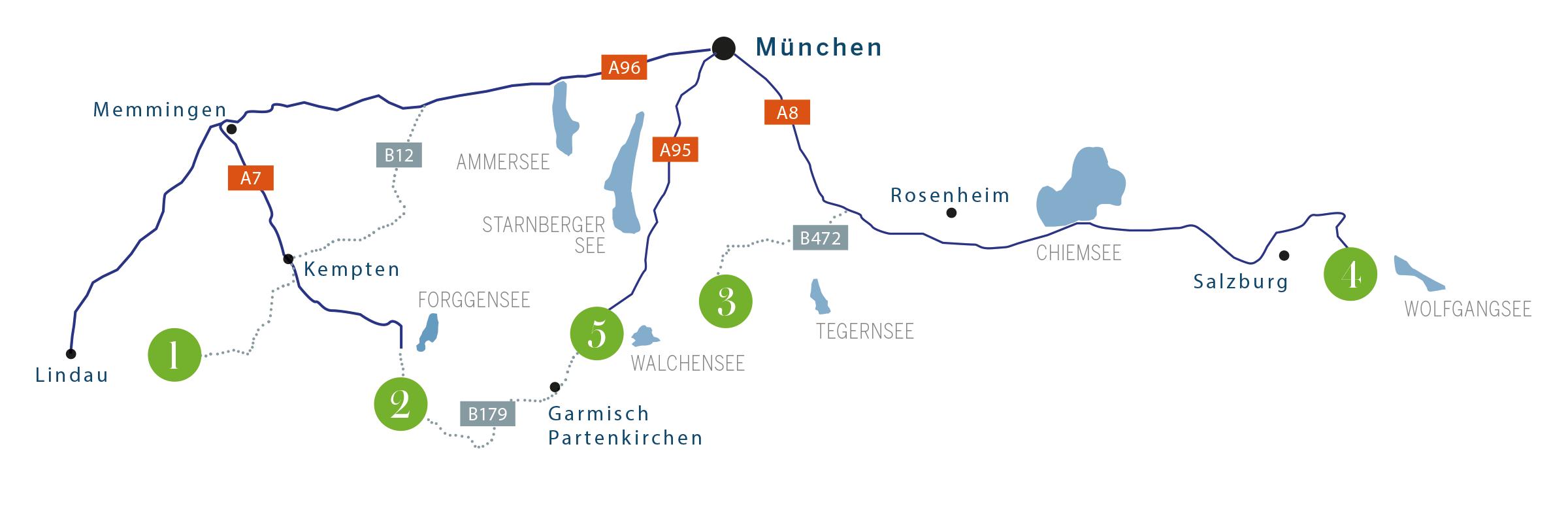 Gumpen Wanderkarte Alps. Wo ein Wasser ist, ist auch ein Weg. Wir weisen die Richtung zu den schönsten Gumpen der Nordalpen. Und wo Sie vor der Heimkehr noch Rast machen sollten