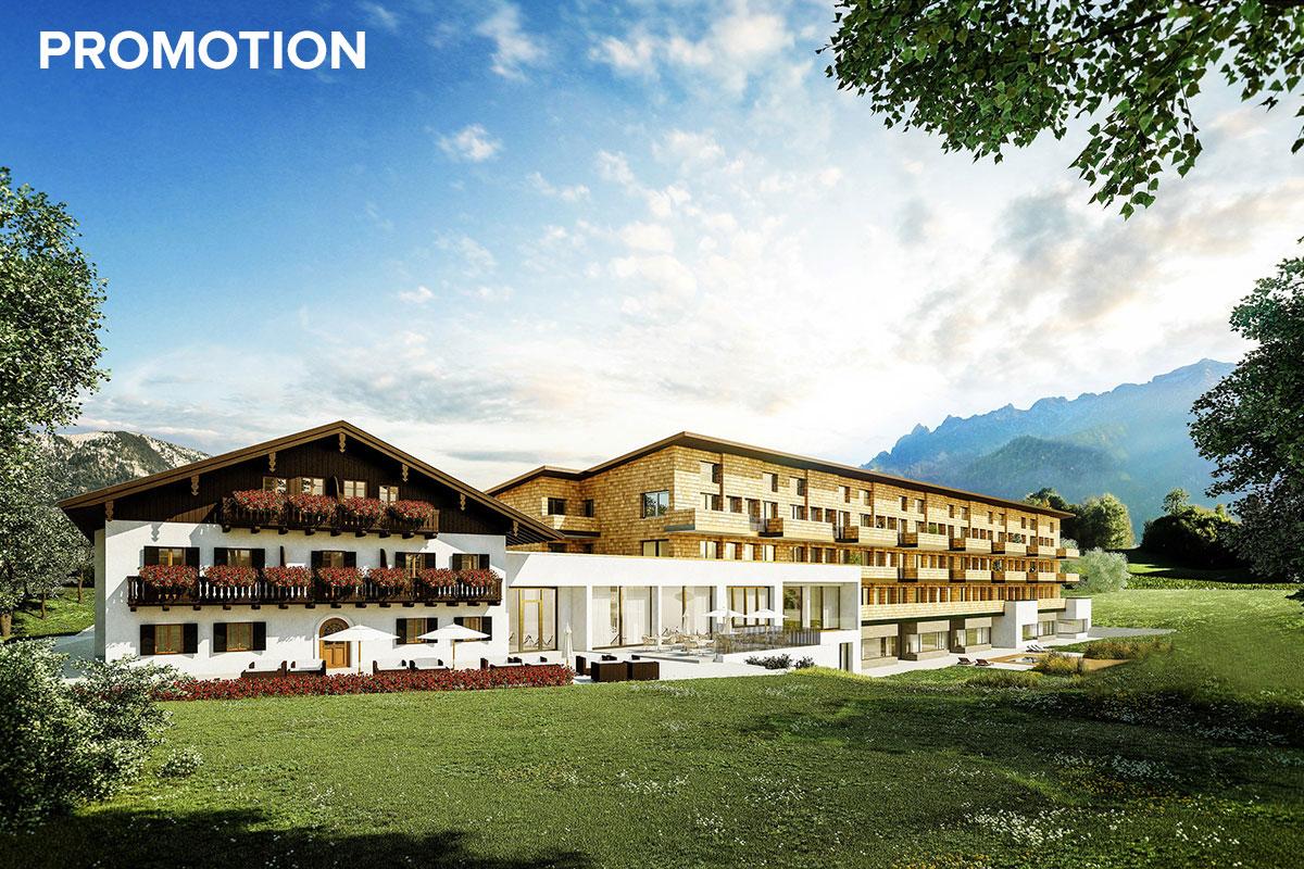 DER KLOSTERHOF Premium Hotel & Health Resort. Begeisterung leben
