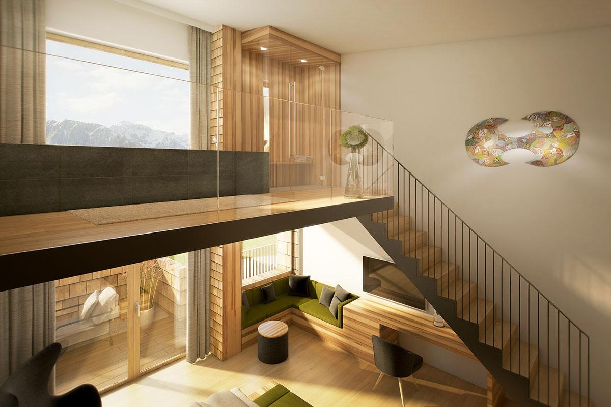 DER KLOSTERHOF Premium Hotel & Health Resort Loft