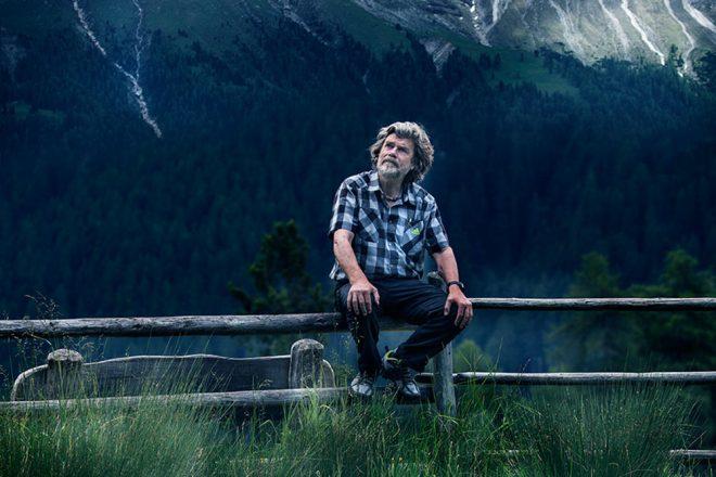 Reinhold Messner: Kaum einer kennt die Gebirgslandschaften dieser Welt besser als der Südtiroler Reinhold Messner