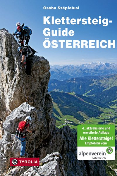 Klettersteig-Tourentipp Großer Koppenkarstein. Klettersteige. Klettersteig-Guide Österreich Csaba Szépfalusi