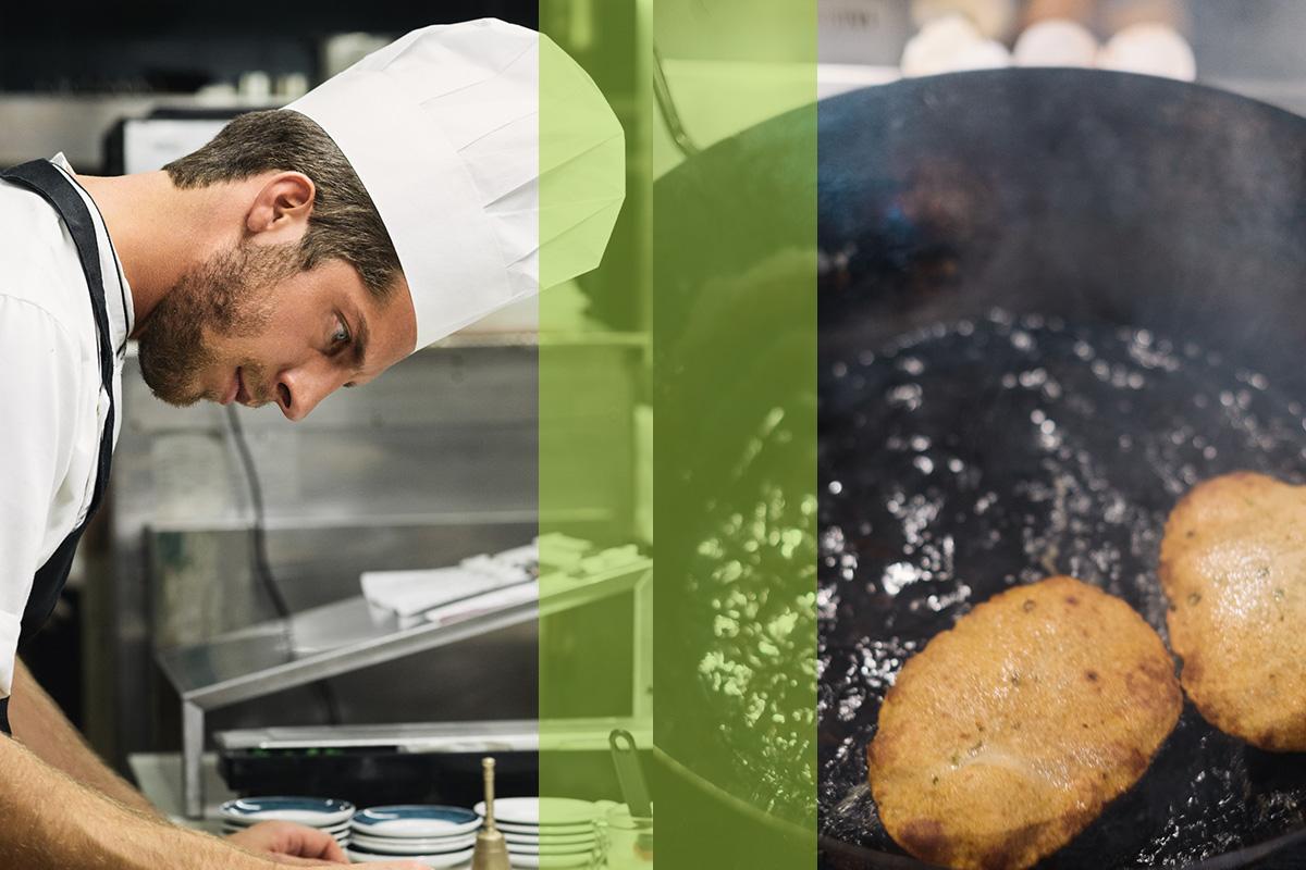 """Norbert Niederkofler. Im """"St. Hubertus"""", Niederkoflers Wirkungsstätte im Südtiroler St. Kassian, arbeiten viele junge ambitionierte Köche. Für sie ist der Verzicht auf Luxusprodukte eine willkommene Herausforderung"""