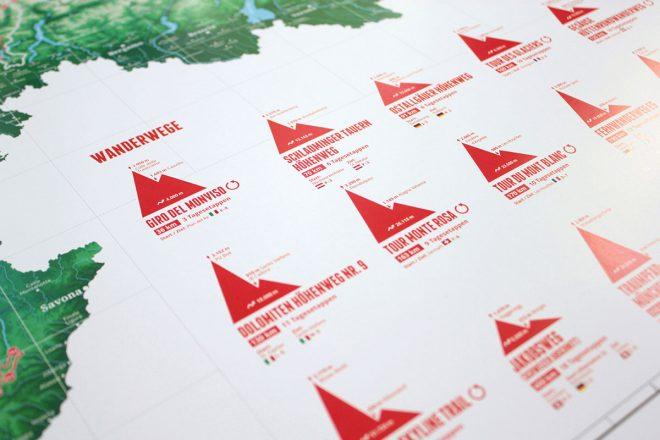 Marmota Maps 111 Alpenberge