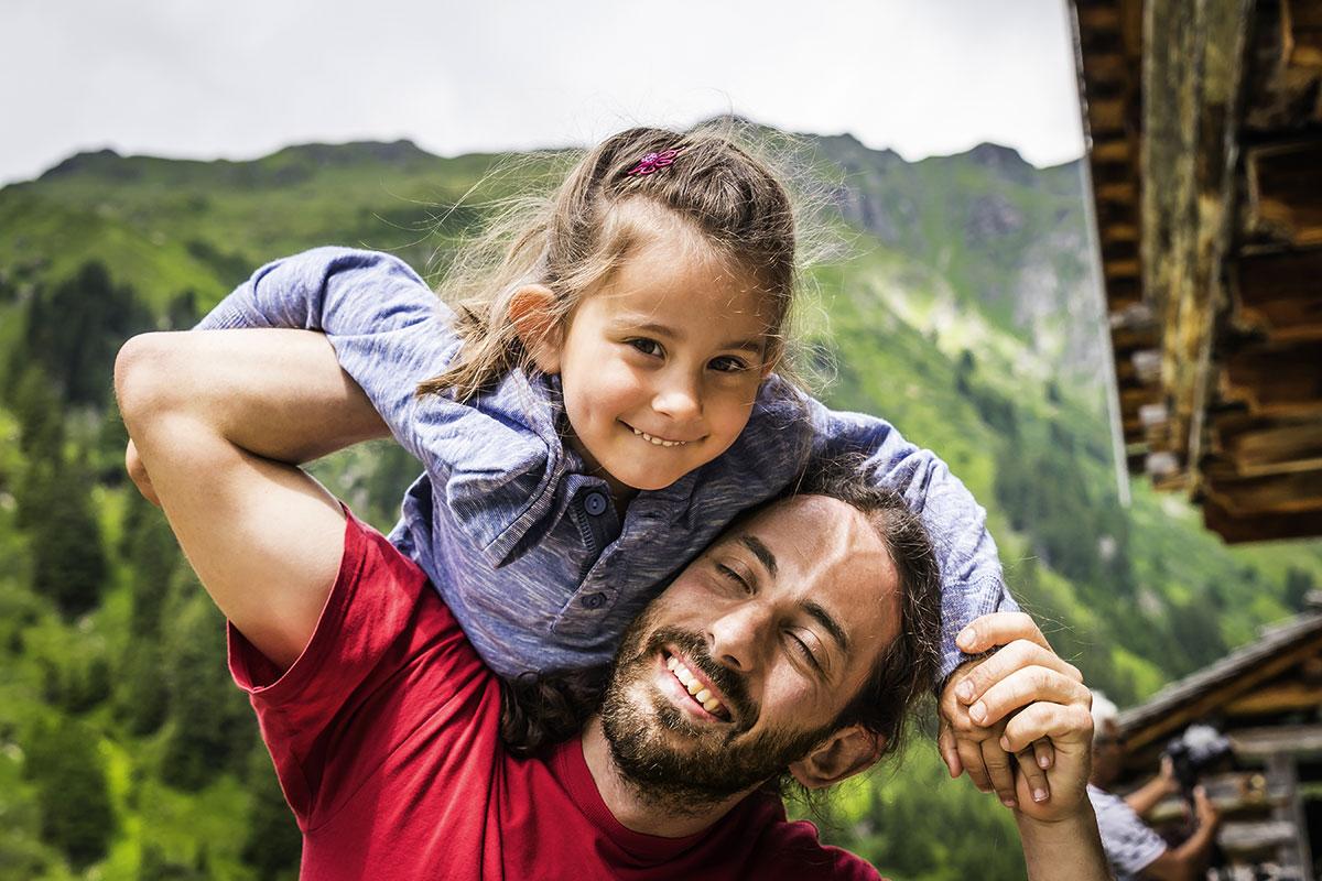 Familie Kartnig Alpe Garnera. Genussziele in Vorarlberg