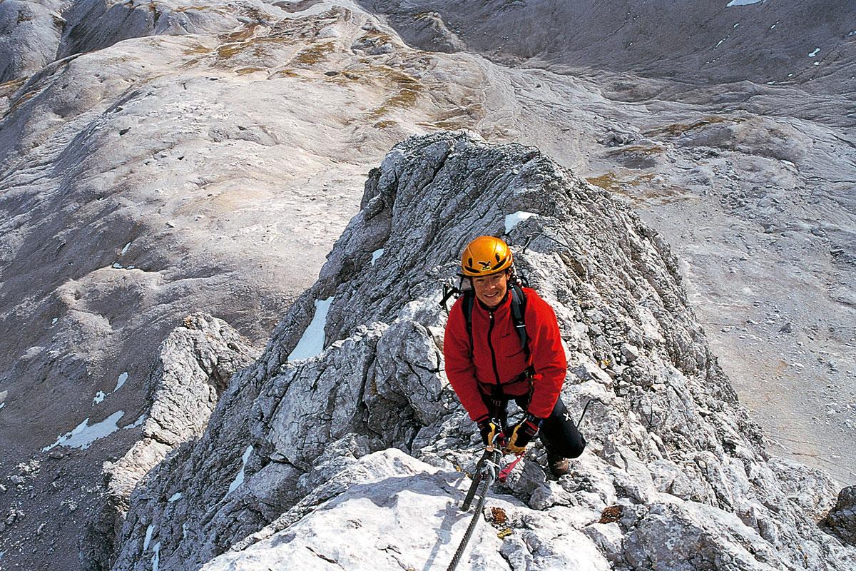 Klettersteig-Tourentipp Großer Koppenkarstein