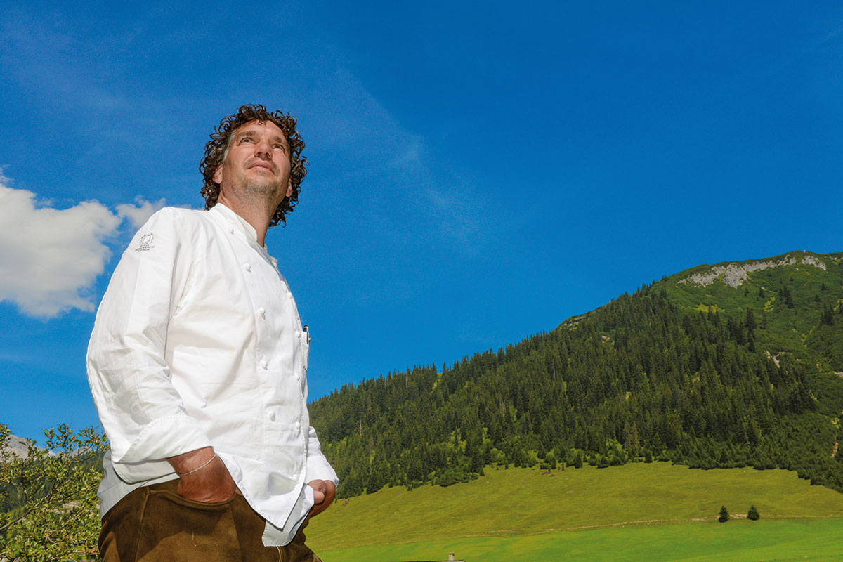 Haubenkoch Thorsten Probost. Genussziele in Vorarlberg