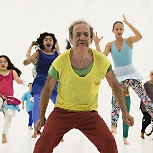 Tanzfestival Winterthur unter der Leitung des französischen Choreographen Jérôme Bel