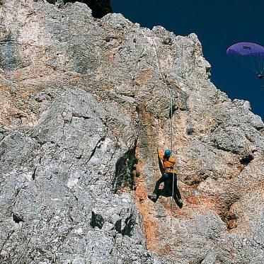 Klettersteig-Tourentipp Hohe Wand