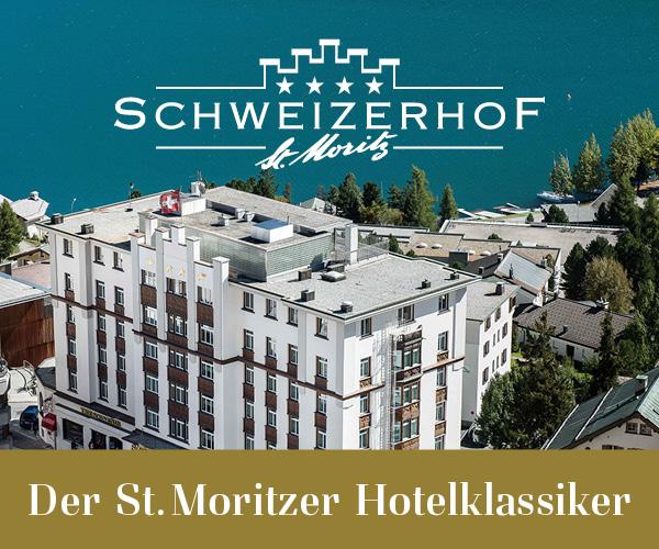 Hotel Schweizerhof St. Moritz