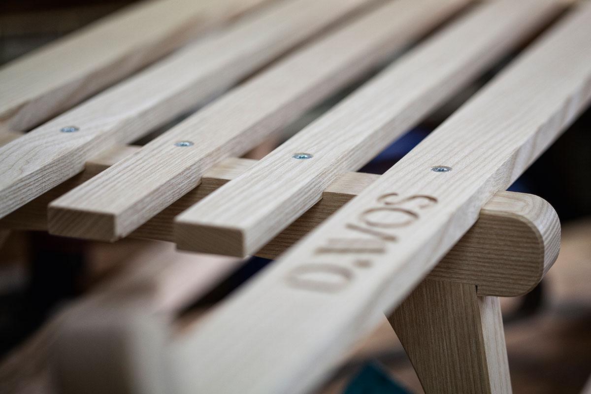 Davoser Schlitten – Auf zu neuen Kufen. ...denn: Jeder Schlitten ist ein Unikat
