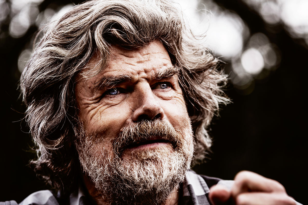 """Reinhold Messner – Der Hüter der Berge. """"Wir Alpenbewohner haben nicht viel richtig gemacht"""""""