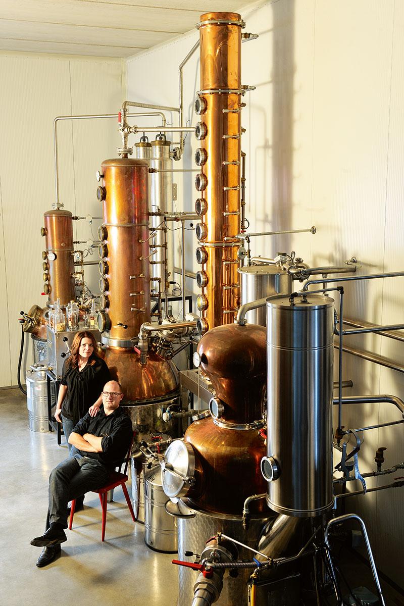 Destillerie Farthofer, Zirbenschnaps