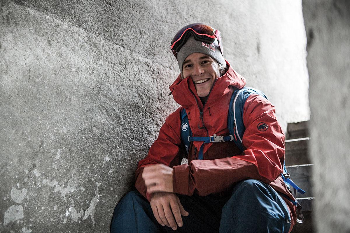 Jérémie Heitz – Die Poesie der Linie. Steilwandskifahren, La Liste