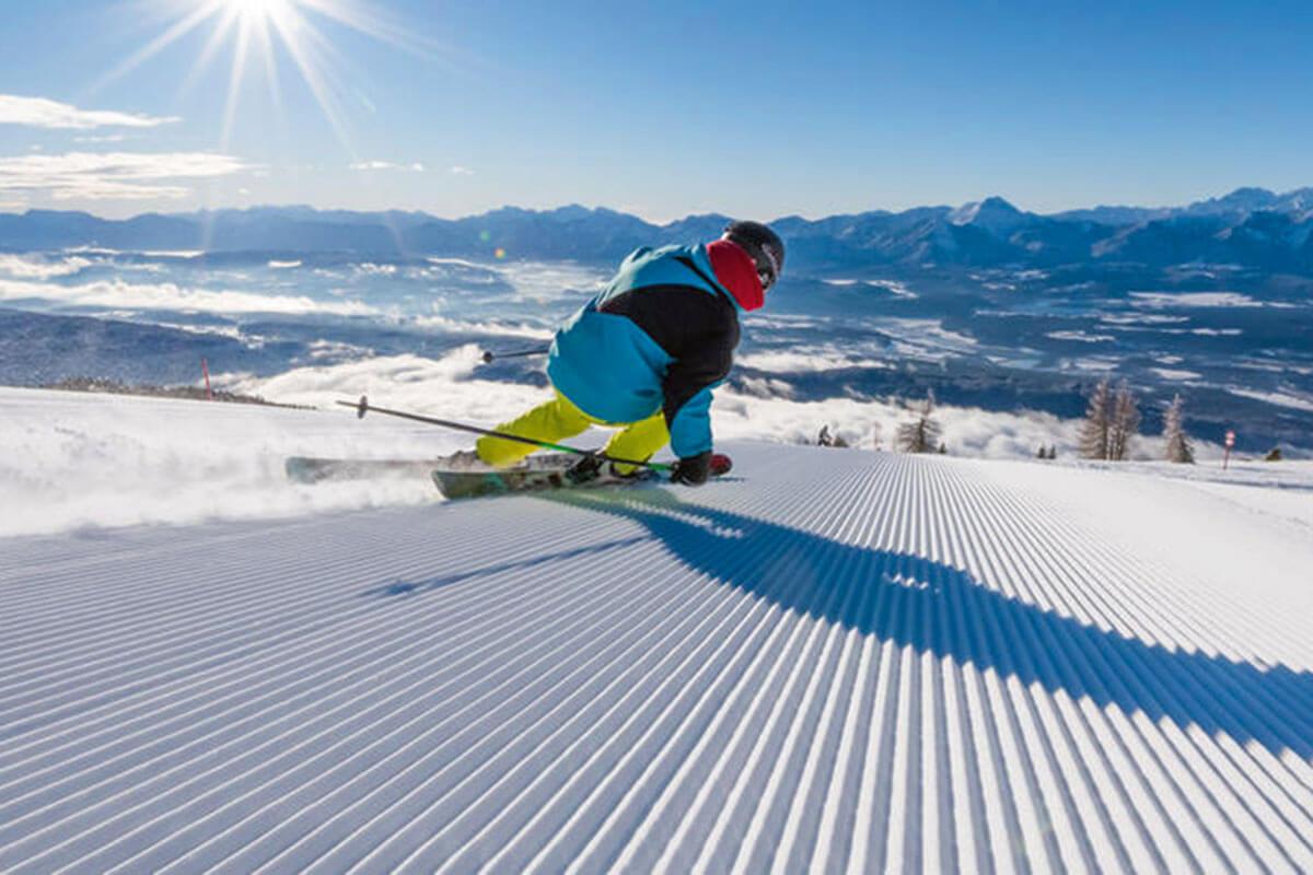 Skigebiete – Mehr Snow-How. Gerlitzen