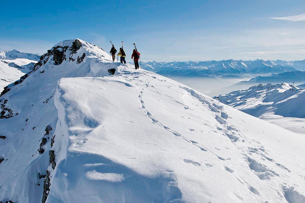 Skigebiete – Mehr Snow-How. Laax