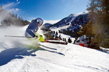 Skigebiete – Mehr Snow-How. Obereggen. Eggental