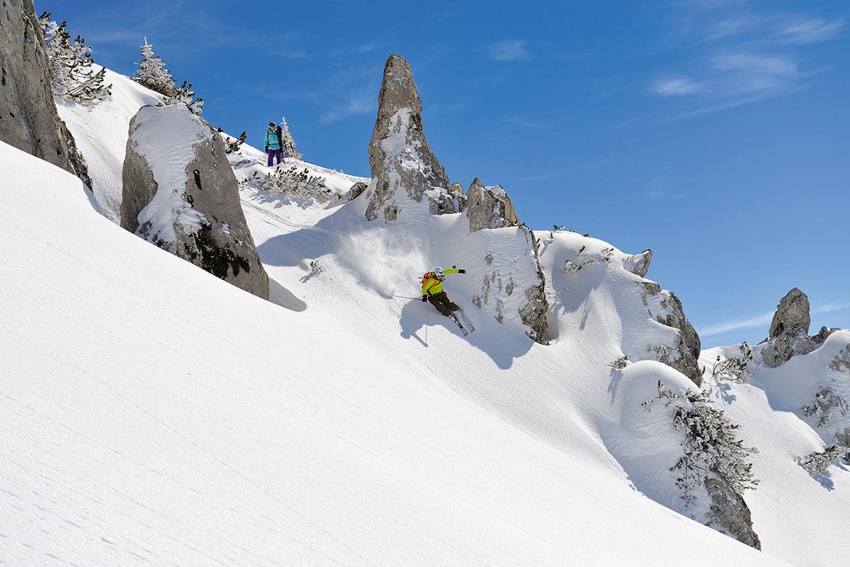 Skigebiete – Mehr Snow-How. Warth-Schroecken
