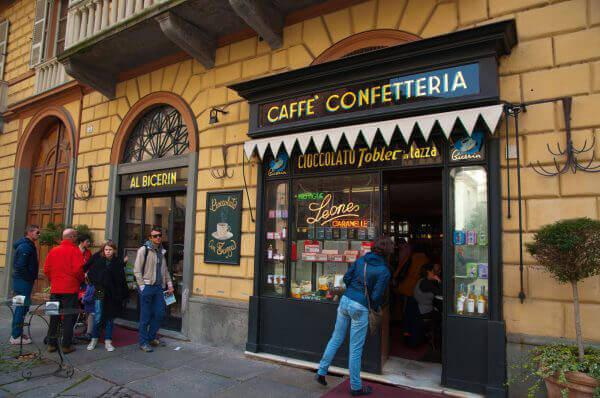 CAFFÉ AL BICERIN. Cityguide – Das ist toll in Turin