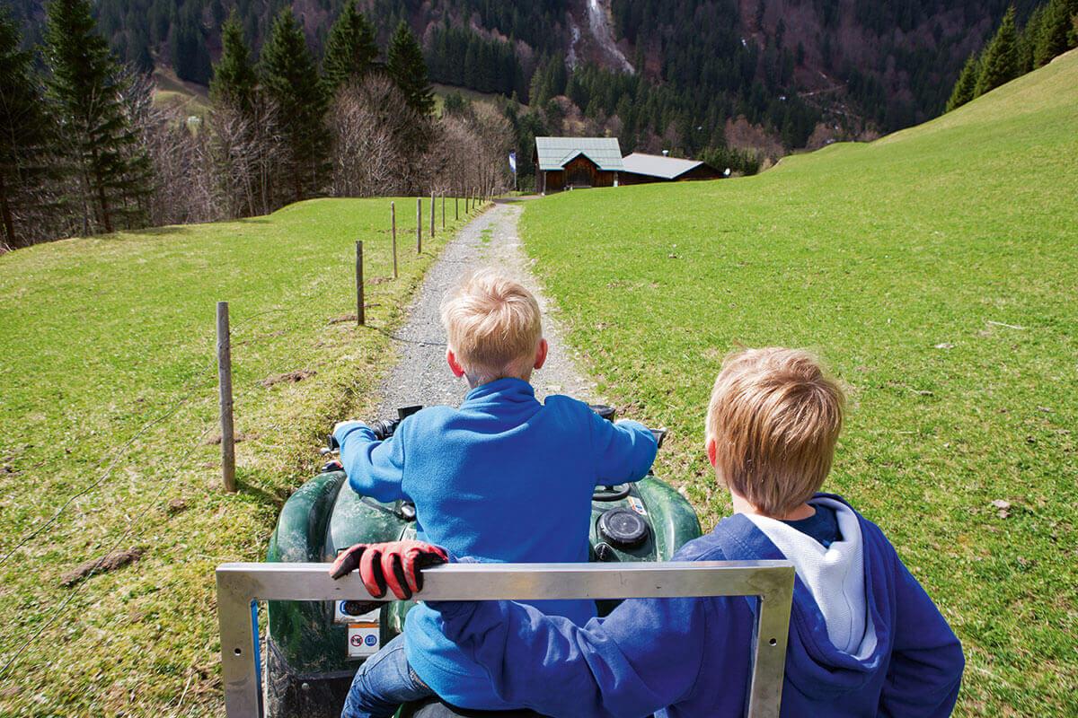 Einödsbach – Jenseits der Stille.