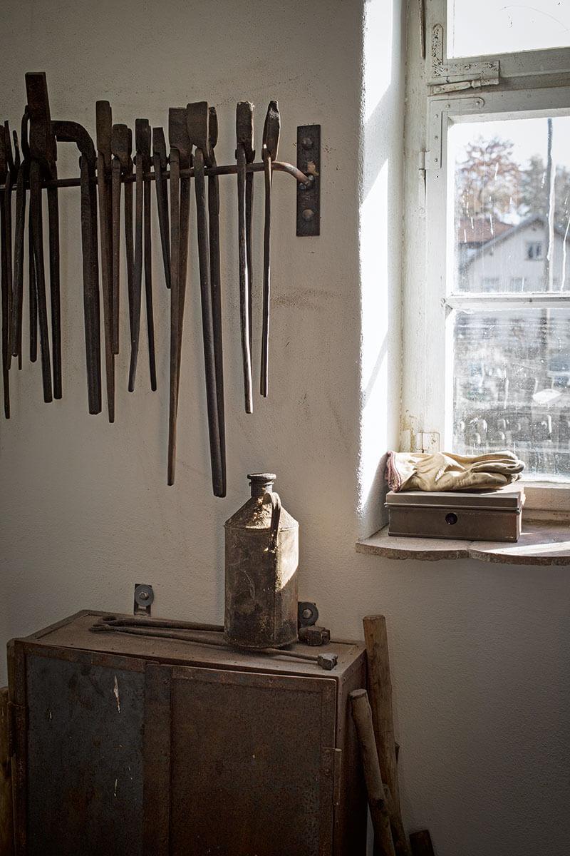 Traditionelle Hoflampen – Die Eisenbieger
