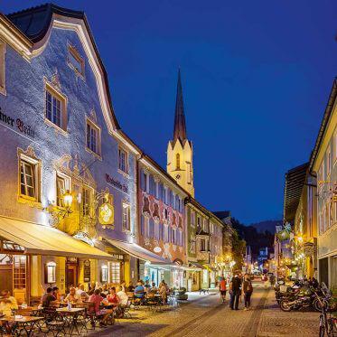 Das ist grandios in Garmisch-Partenkirchen