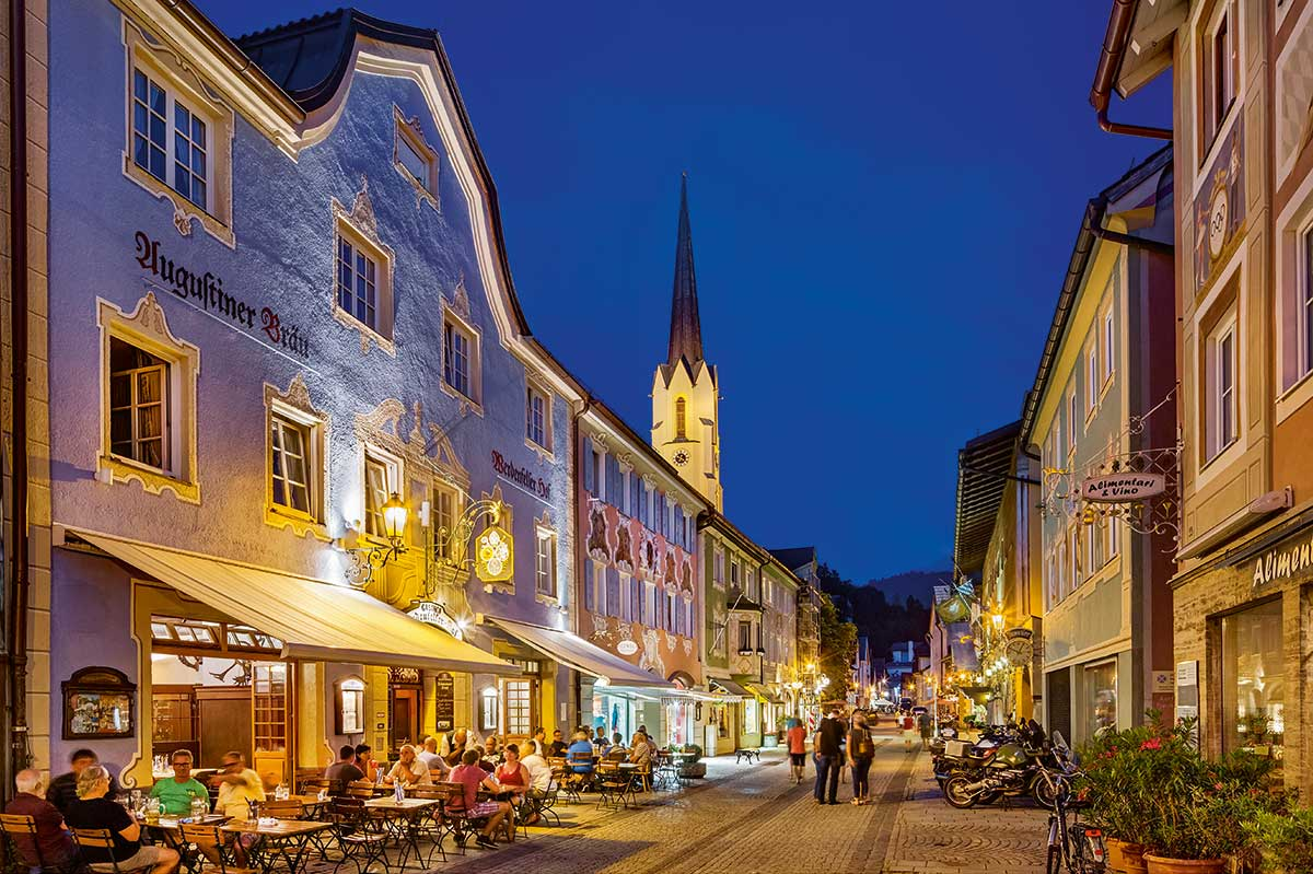 Garmisch Partenkirchen Shopping