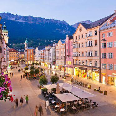 Cityguide - Das ist in in Innsbruck