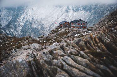 SAC Cadlimohütte, Airolo, Schweiz