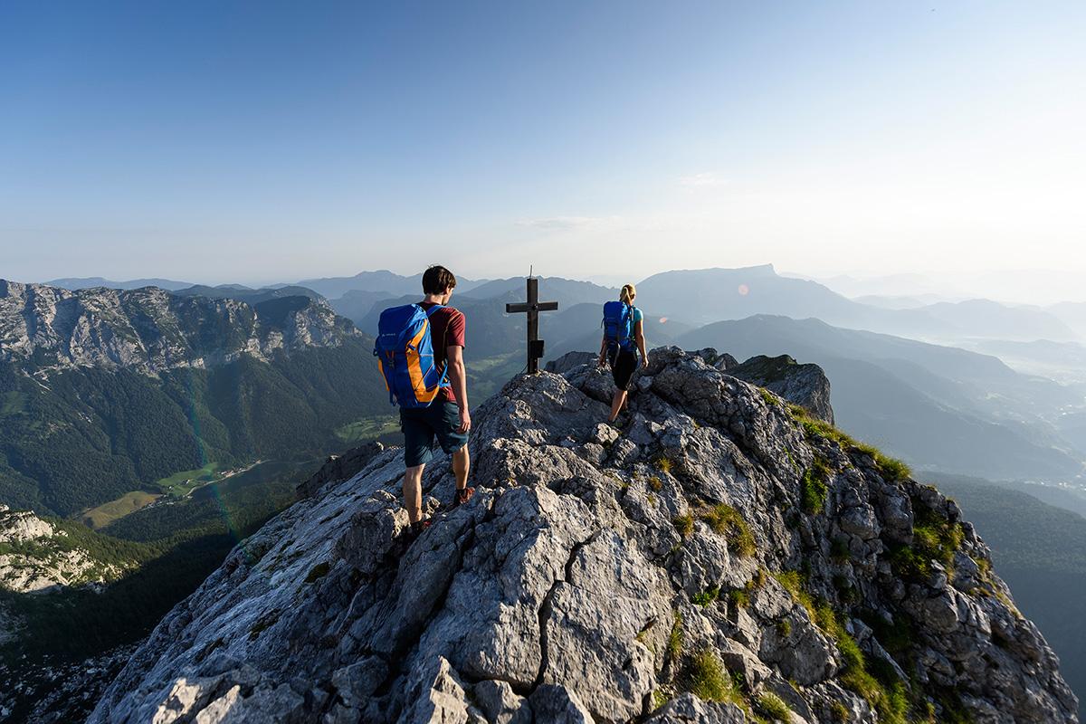 Bergsteigerdörfer ohne Grenzen. Sanfter Tourismus im Bergsteigerdorf Ramsau in Berchtesgaden