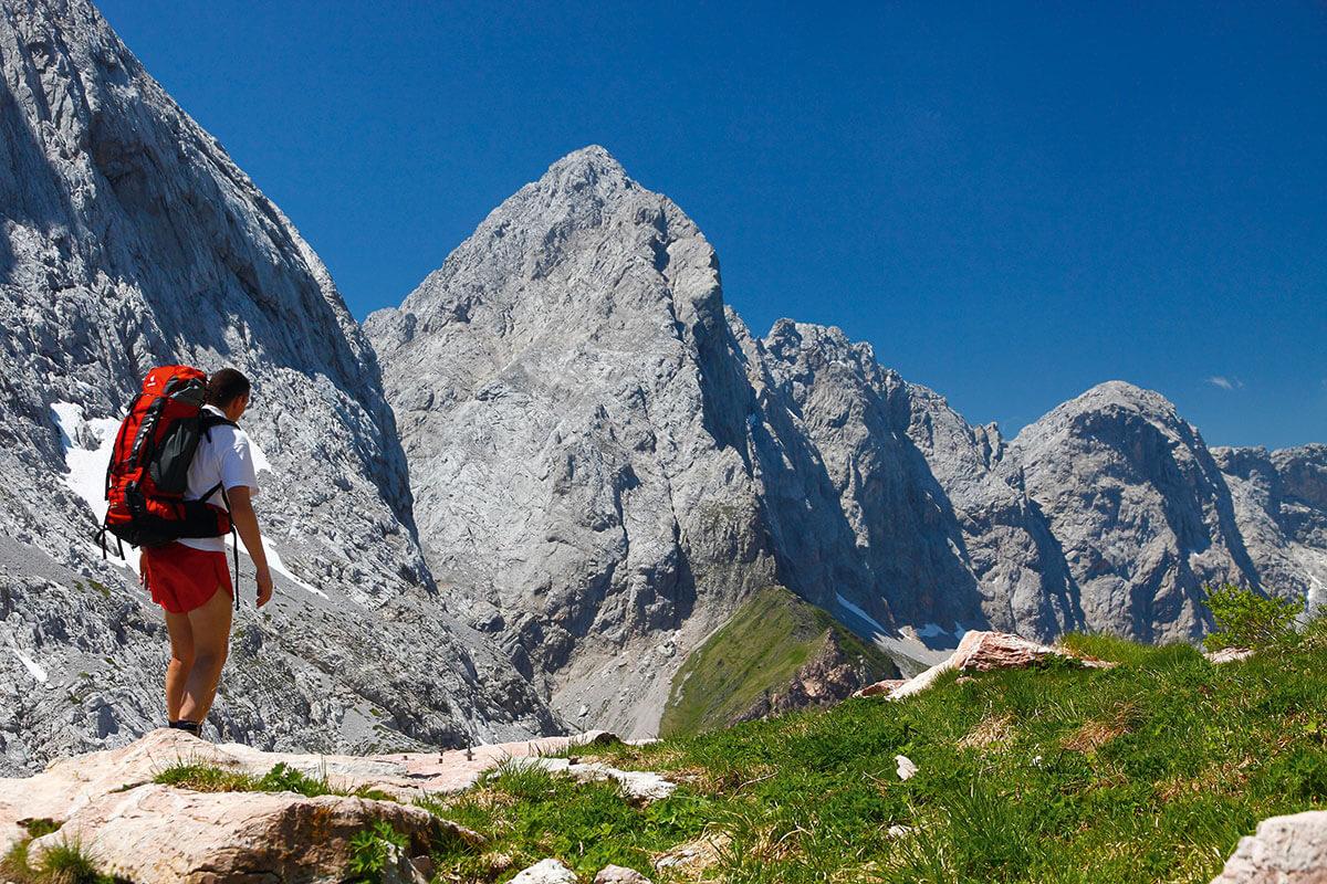 Bergsteigerdörfer – wo die Alpen noch ursprünglich sind. Mauthen im Gailtal