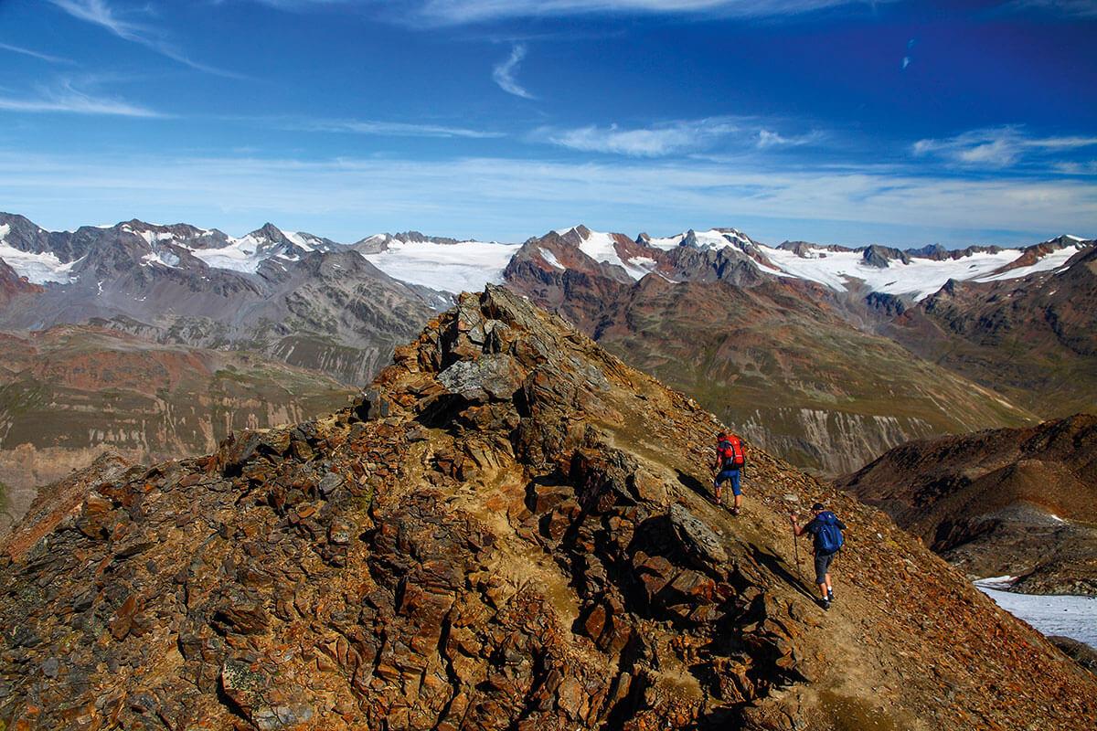 Bergsteigerdörfer – wo die Alpen noch ursprünglich sind. Vent im Ötztal