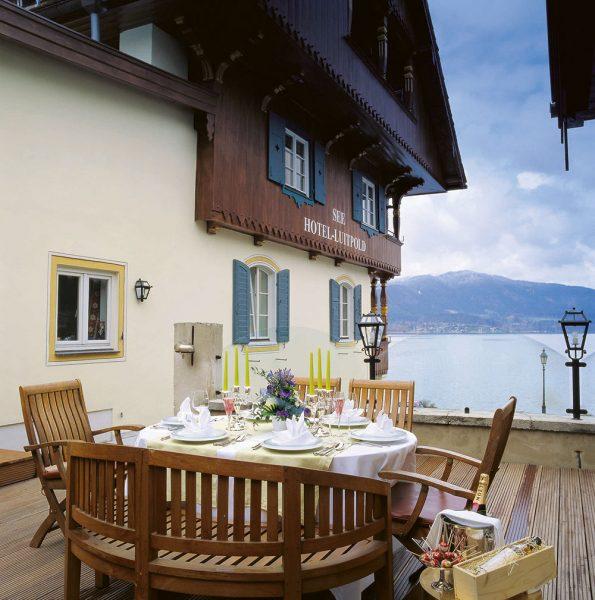 Tegernsee – Gut's von der Hand. Seehotel Luitpold