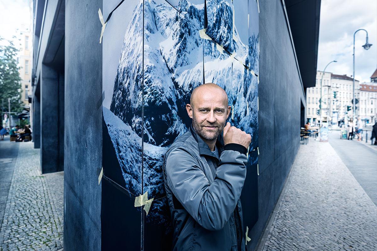 Jürgen Vogel – Ich war Ötzi: Der Mann aus dem Eis