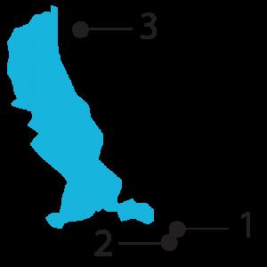 Tegernsee – Gut's von der Hand. Tegernsee Karte 1