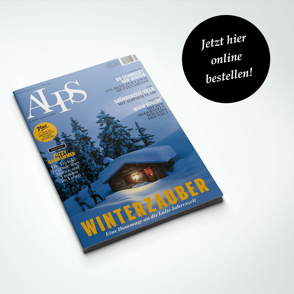 ALPS #36 Cover // WINTER 2017
