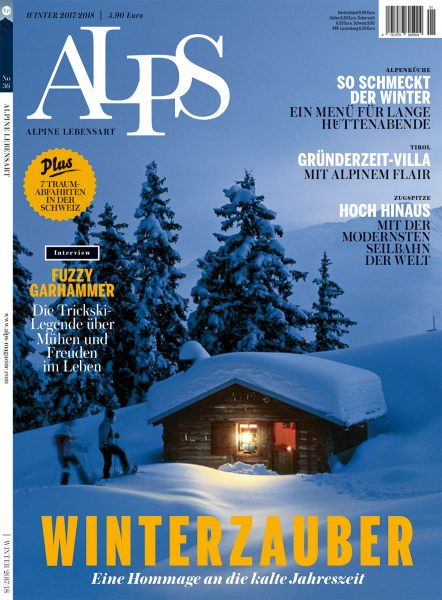 Alps Cover #36 Winter 2017