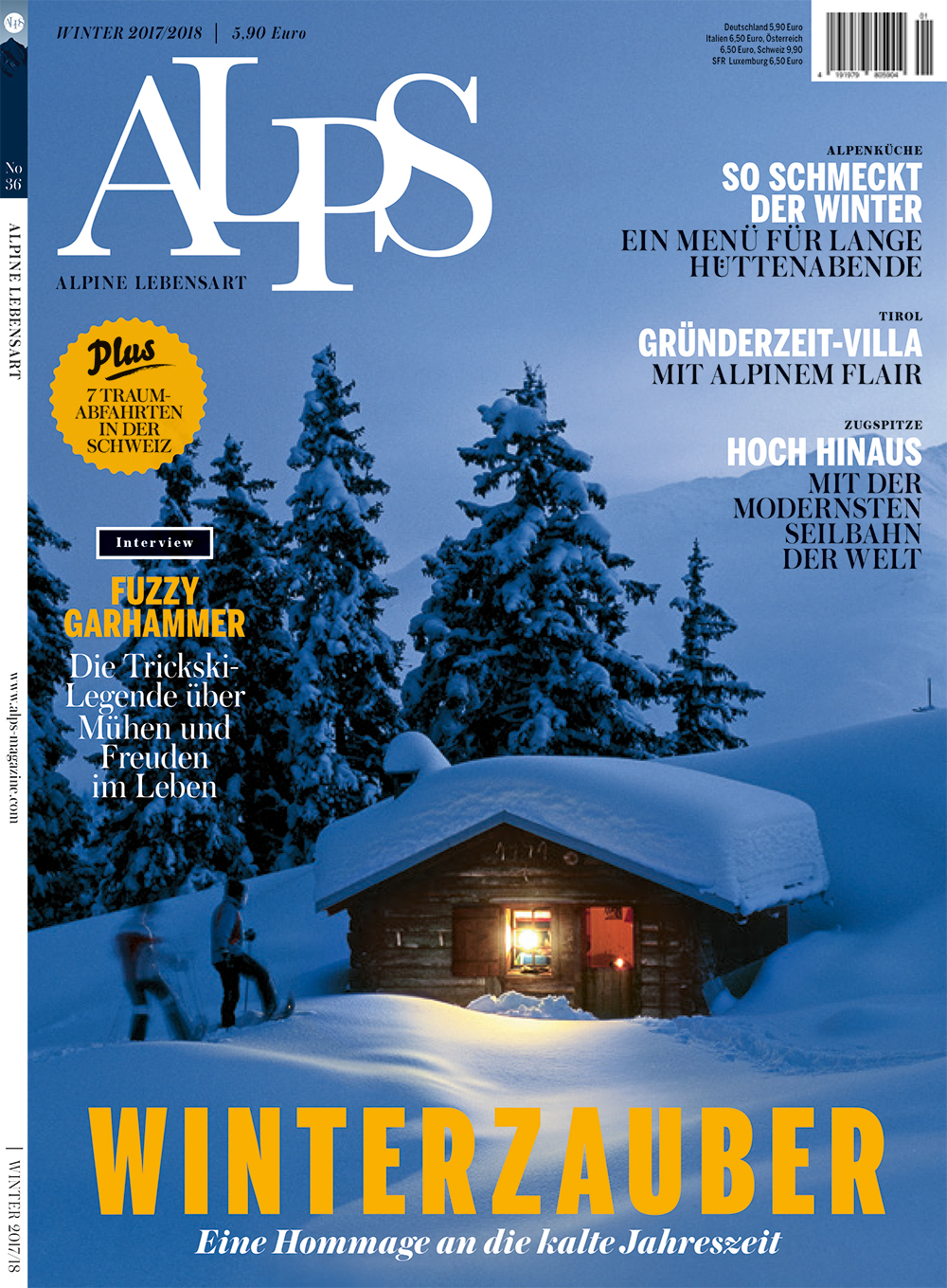 Alps Cover #36 Winter 2017