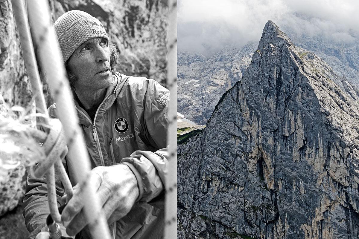 Extrem-Klettern – Stefan Glowacz und die Schwarze Wand. Stefan Glowacz, 52, hat in seinem Leben als Spitzenkletterer schon viel erreicht, aber die Schwarze Wand im Wettersteinmassiv hat er noch nicht bezwungen.