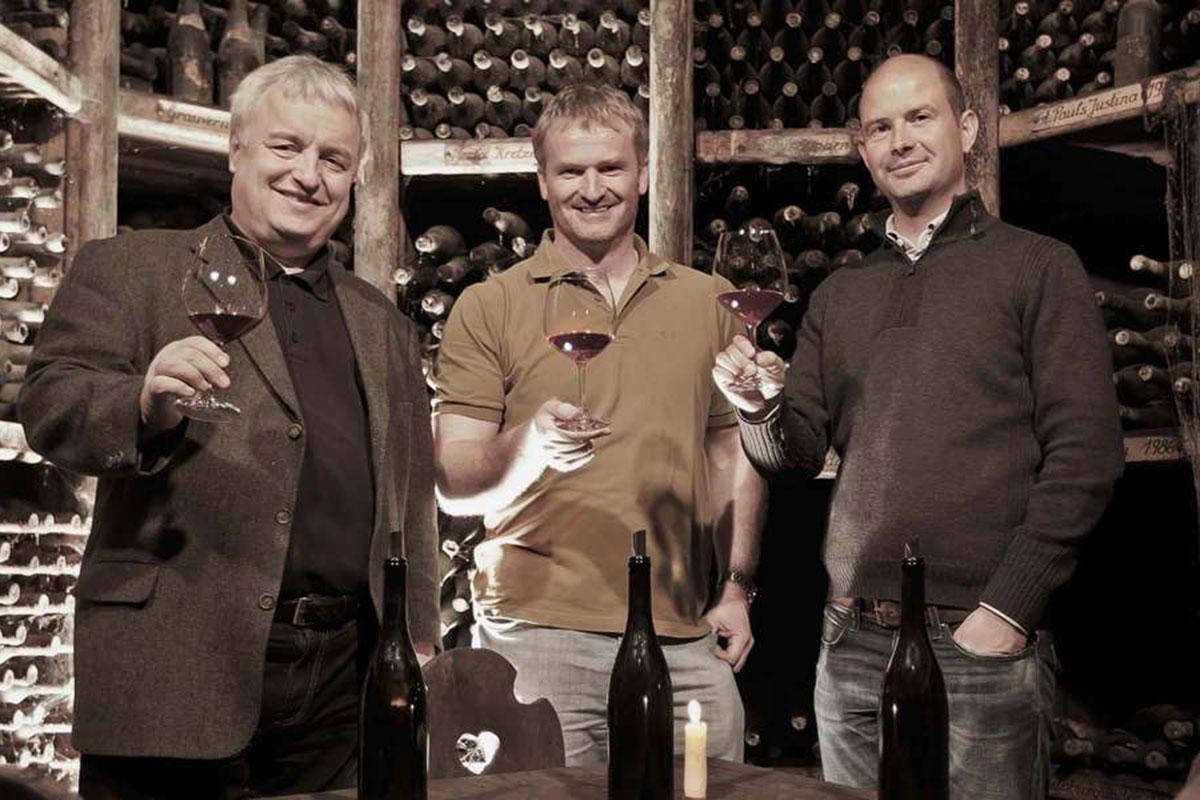 Wein am Berg in Sölden – Höhenflug der Aromen. Im oberen Ötztal wird Wein in Gipfelnähe verkostet