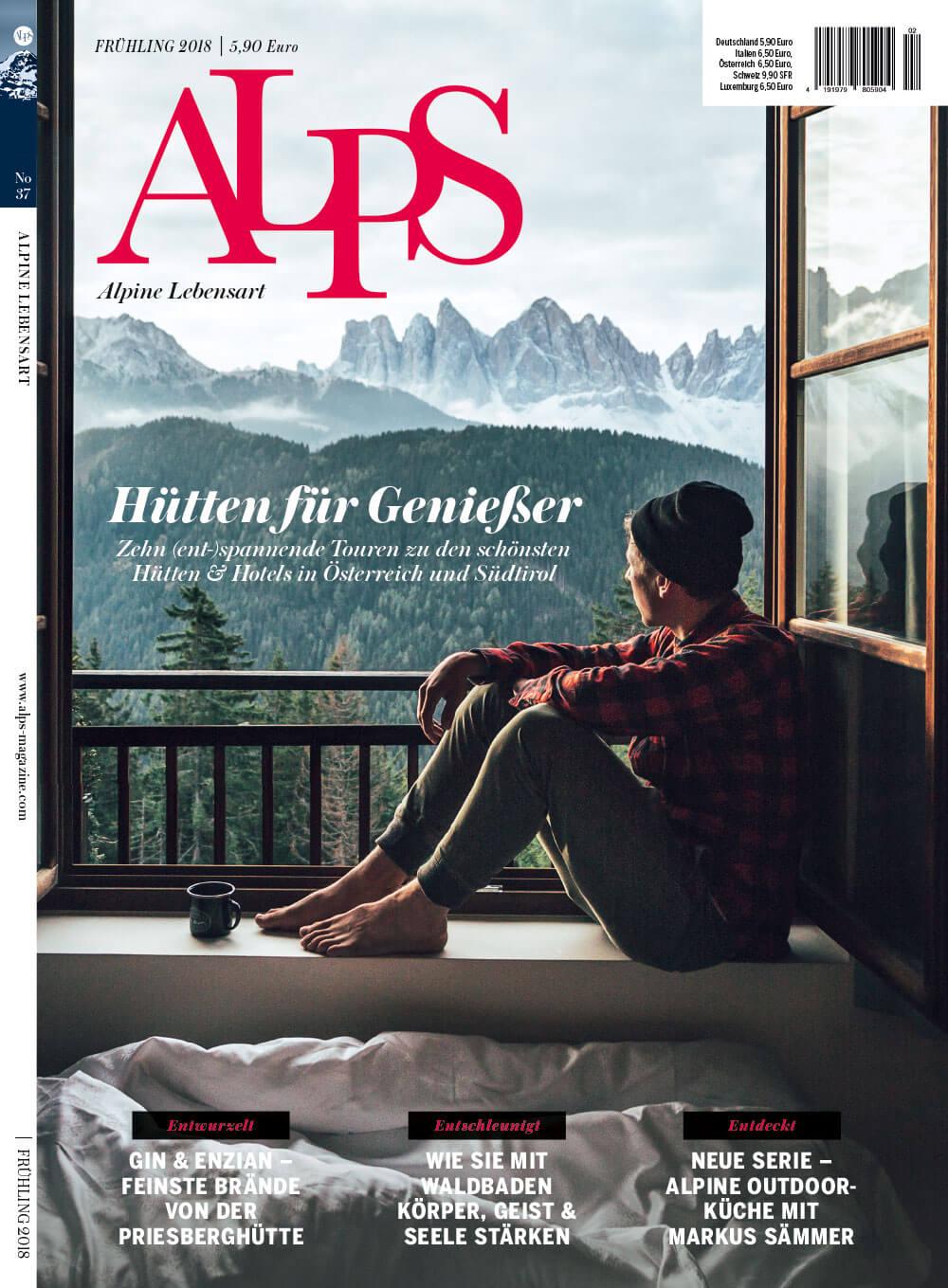Alps Cover #37 Frühjahr 2017