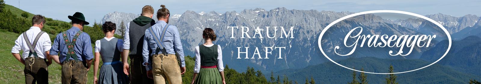 Grasegger. Ihr Haus für Tradition und Gegenwart. Garmisch-Partenkirchen
