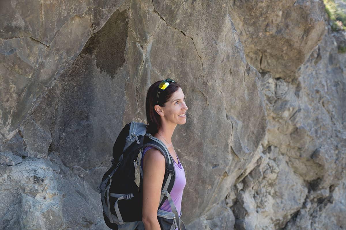 Vier Tirolerinnen und ihre Lieblingsplätze in der Heimat. Silvia Mair ist in den Bergen zu Hause. Als Wanderführerin zeigt sie Gästen die Schönheit der Tiroler Natur