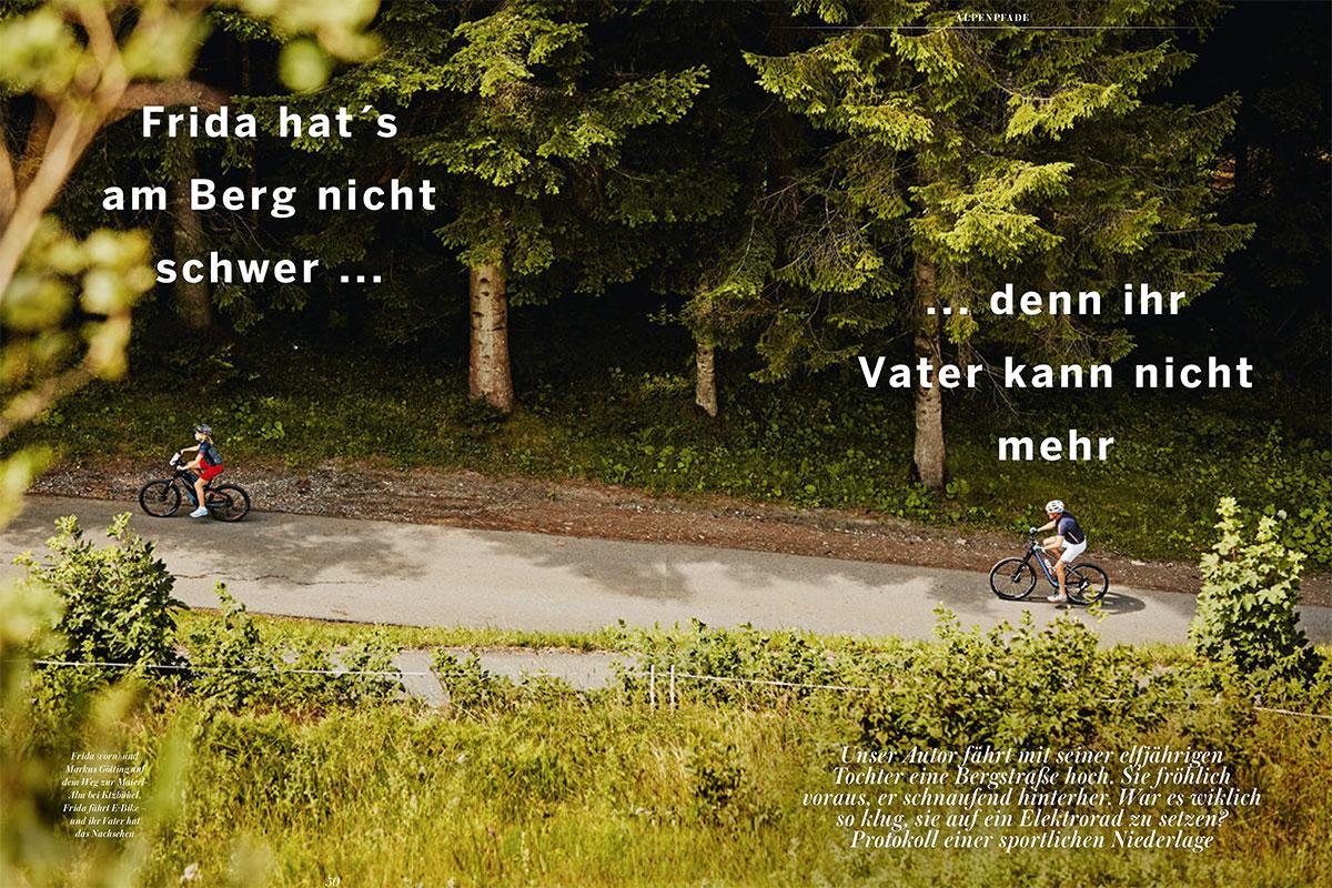 ALPS # 38 E-Bike Duell Kitzbühel