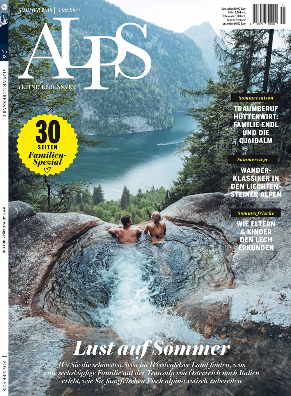 ALPS Cover 38 Sommer