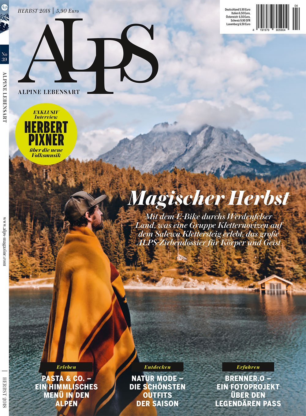 ALPS Cover 39 Herbst