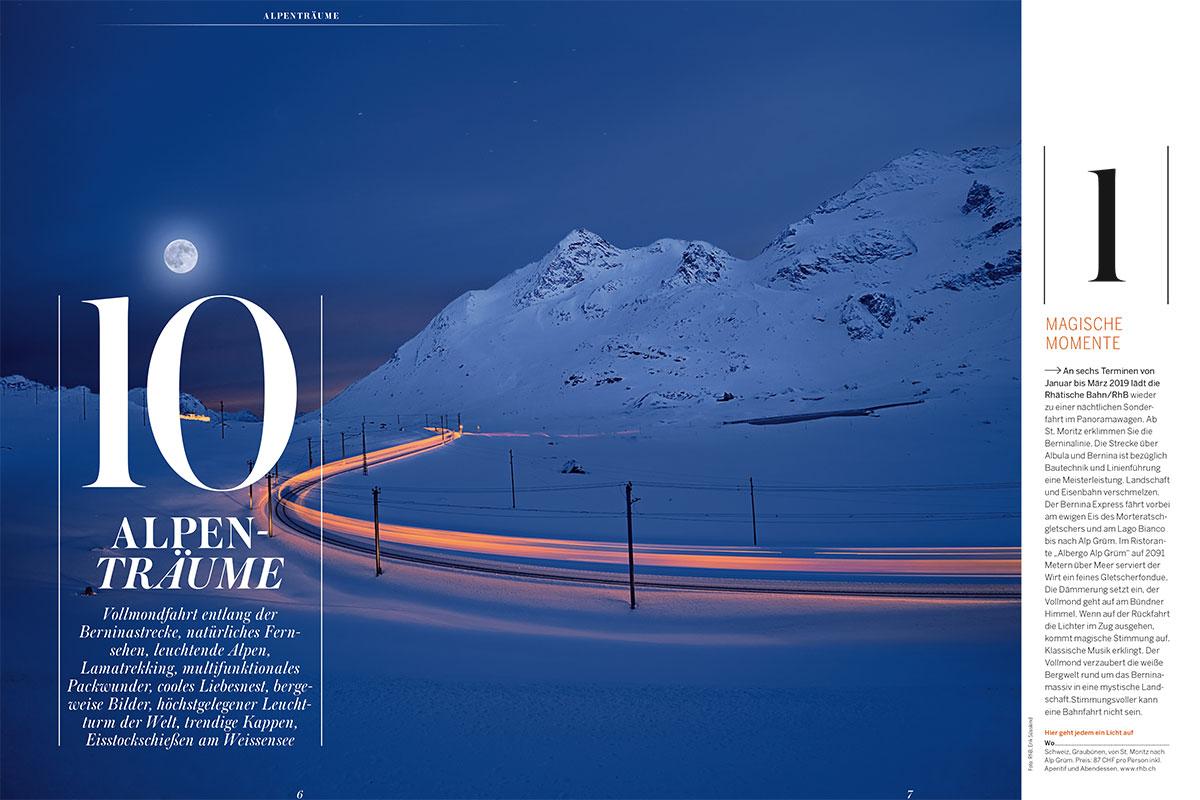 ALPS 40 Winter Alpenträume
